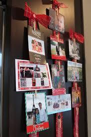 christmas card display holder carolina charm christmas card display