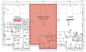industrial building floor plan nielson industrial building 102