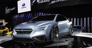 subaru symmetrical awd subaru evokes the past for new viziv concept thedetroitbureau com