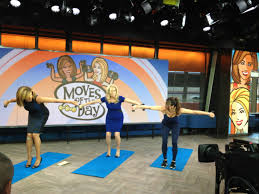 pure barre on the today show carrie shows kathie lee u0026 hoda how