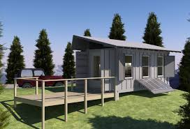 Shipping Container Based Remote Cabin Design Concept Remote Cabin Floor Plans