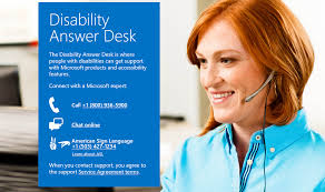 Medical Support Assistant Accessibility Enhancements In Office 365 For People With Vision