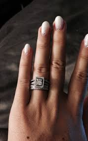 wedding ring jackets cheap engagement ring for oval ring guard