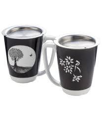 arttdinox kalpataru coffee mug set of 2 small buy online at