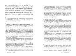 scholars seek hebrew bible u0027s original text u2014 but was there one