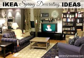 Home Decor Blogs 2014 Serenity Now Ikea Spring Decorating Ideas Shopping Inspiration