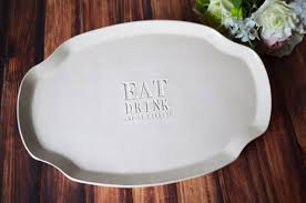 guest book platters wedding gift engagement gift or signature guestbook platter ships f