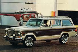 1989 jeep wagoneer limited cc capsule 1983 85 jeep grand wagoneer u2013 chet ripley would approve