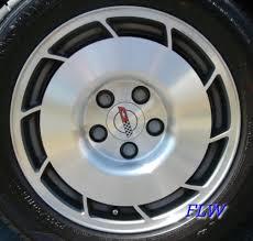 corvette wheels 1984 chevy corvette oem factory wheels and rims