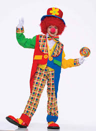 clown halloween masks kids clown on the town costume 17 99 the costume land