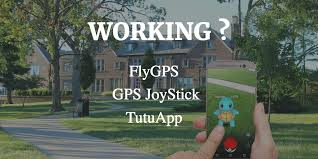 gps spoofing android flygps gps joystick tutuapp working pokemongo gen2 hacks 2018