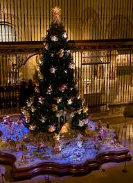 annual christmas tree and neapolitan baroque crèche the