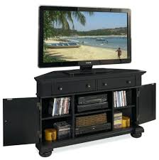 tv stand 58 corner tv stand featured book storage outstanding