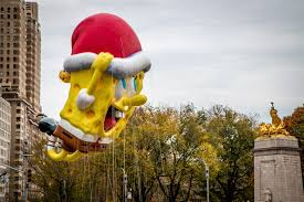 90th macy s thanksgiving day parade photo gallery