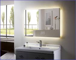 Backlit Bathroom Mirror by Backlit Bathroom Mirror Australia Home Design Ideas