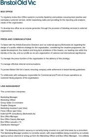 Sample Resume For Marketing Executive Position by Sample Resume Of Assistant Marketing Manager