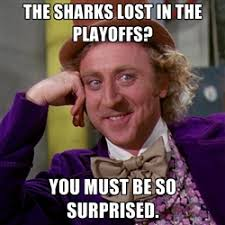 San Jose Sharks Meme - kings complete historic series comeback defeat sharks in game 7