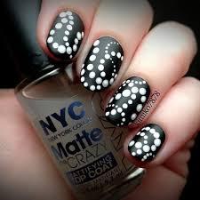 30 nail art designs to celebrate nyfw design galleries paste