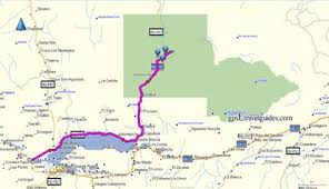 geographical map of guatemala guatemala gps map for garmin gpsetravelguides