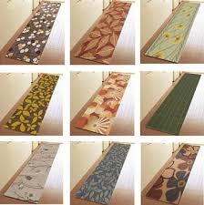 kitchen runner rug washable kitchen runner rug large washable