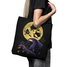 nightmare before salem tote bag once upon a