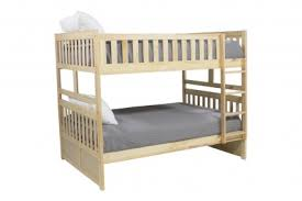 Full Over Full Futon Bunk Bed by Kid U0027s Bunk Beds Mor Furniture For Less