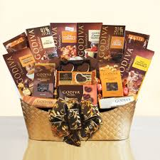 wine and chocolate gift basket godiva supreme gift basket wine shopping mall
