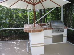 Outdoor Patio Kitchen Ideas Best 25 Outdoor Cooking Area Ideas On Pinterest Outdoor Grill