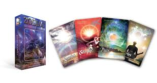 zodiac cards zodiac reading cards guidance from the sun moon and reading