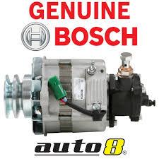 genuine bosch alternator fits toyota hilux ln106r 2 8l 3l u0026 2 4l