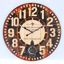 l ecole de cuisine de l ecole de cuisine clock sold at europosters