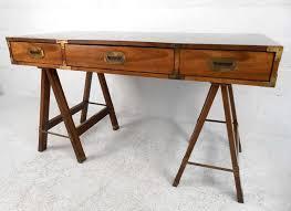 Campaign Style Desk British Campaign Style Decor To Adore