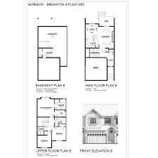 brighton floor plans warman real estate westbow construction saskatoon