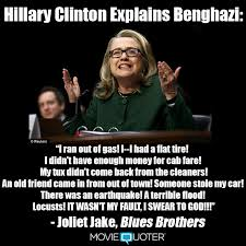 Hillary Clinton Benghazi Meme - if she gets elected for president in 2016 i quit moving out of