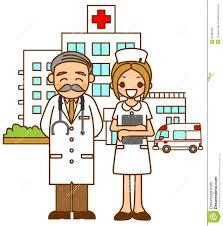Doctor And Nurse Nurse Clipart