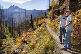 Definition Of Wildfire Intensity by How Journalists Fan The Flames Of Wildfire In The West Montana