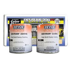 devran 224v high build epoxy coating solventbase 450 sq ft