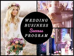 starting a wedding planning business diploma of wedding business success