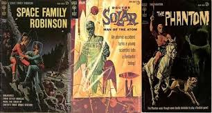 most valuable gold key comics published each year 1962 1984