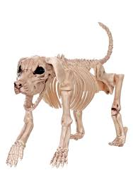 halloween decorations skeleton beagle bonez 20