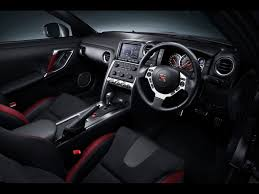 Nissan Gtr Black Edition - 2008 nissan gt r interior color exclusively for black edition