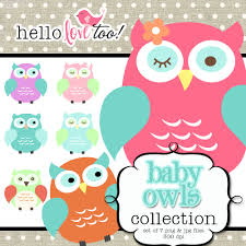 8 best images of free printable baby owl art free owl clip art