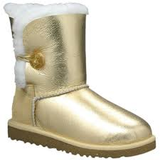 ugg bailey button youth sale ugg bailey button metallic boots 169 99 and free ship