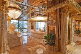 donald trump u0027s 100m new york city penthouse in pictures daily