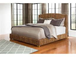 hand woven banana leaf natural headboard