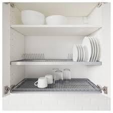 Dish Drainer Utrusta Dish Drainer For Wall Cabinet 80x35 Cm Ikea