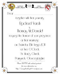 33 funny wedding invitation wording vizio wedding