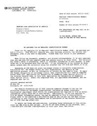 ss4 letter example docoments ojazlink