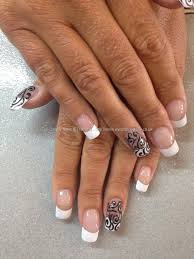 eye candy nails u0026 training nails gallery white french polish