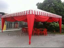 canopy rental canopy rental klang selangor malaysia best tentage service
